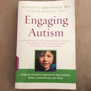 """""""Engaging Autism"""" book"""